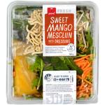 Pams Fresh Express Sweet Mango Mesclun Salad 295g