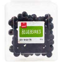 Pams Blueberries 125g