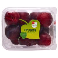 Pams Fresh Express Plums 1kg