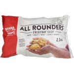 Bhana Family Farms All Rounders Potatoes 2.5kg