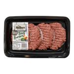 Hellers Super Size Beef Burgers 4pk