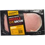 Grandpa's Middle Eye Bacon 450g