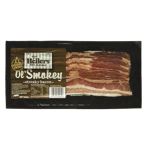 Hellers Ol' Smokey Streaky Bacon 250g
