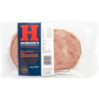 Hobson's Choice Shoulder Bacon 1kg