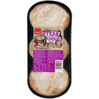 Pams Steak & Cheese Pies 6ea