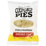 Oxford Pies Steak & Mushroom Pie 1ea