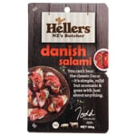 Hellers Sliced Danish Salami 100g