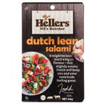Hellers Sliced Dutch Lean Salami 100g