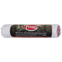 Primo Smallgoods White Hungarian Salami 250g