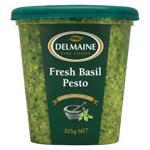 Delmaine Freseh Basil Pesto 325g