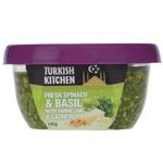 Turkish Kitchen Flavour It Dip Spinach & Basil 140g