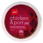 Pams Chicken & Port Pate 125g