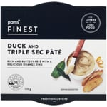 Pams Finest Duck And Triple Sec Pate 120g