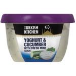 Turkish Kitchen Greek Yoghurt & Cucumber Dip 200g