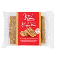 Ernest Adams Ginger Slice 350g