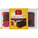 Ernest Adams Gluten Free Chocolate Brownie Slice 350g