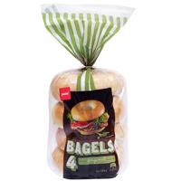 Pams Original Bagels 4ea