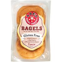 Abe's Gluten Free Bagels 3ea