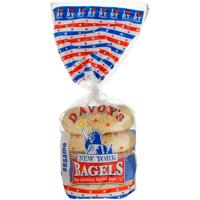 New York Bagels Sesame Bagels 4ea
