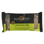Pure Delish Primal Choc Slab 450g