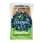 Burgen Gluten Free Sunflower & Chia Bread 650g