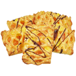 Bakery Apricot Petite Square Danish 1ea