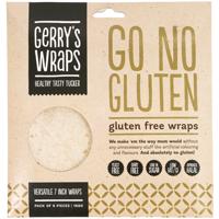 Gerry's Wraps Go No Gluten Wraps 6ea