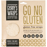 Gerry's Wraps Go No Gluten Wraps 6ea