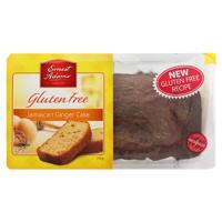 Ernest Adams Gluten Free Jamaican Ginger Cake 330g