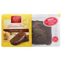 Ernest Adams Gluten Free Chocolate Cake 350g