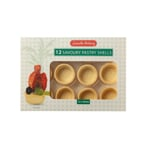 Lincoln Bakery Savoury Pastry Shells 12ea