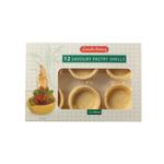 Lincoln Bakery Pastry Shells 12ea