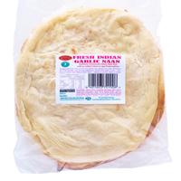Lazeez Fresh Indian Garlic Naan 3ea