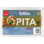 Pams White Pita Bread 8pk 350g
