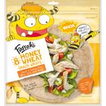 Farrah's Kids Honey Wheat Snack Wraps 8ea