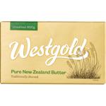Westgold Unsalted Butter 400g