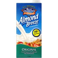 Blue Diamond Almond Breeze Almond Milk 1l