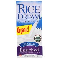 Rice Dream Rice Drink Enriched Vitamins & Calcium Original 946ml
