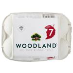 Woodlands Free Range Size 7 6PK