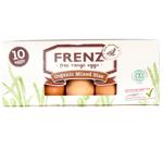 Frenz Free Range Organic Mixed Grade 10PK