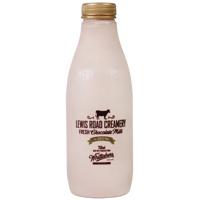 Lewis Road Creamery Chocolate Milk 750ml
