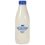 Lewis Road Creamery Organic Homogenised Milk 750ml