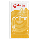 Anchor Colby Cheese 1kg