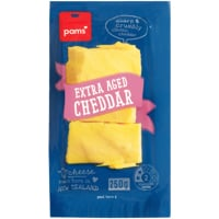 Pams Extra Aged Cheese 250g