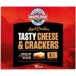 Mainland Tasty Cheese & Crackers 4pk 120g
