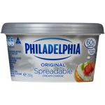 Philadelphia Original Spreadable Cream Cheese 250g