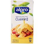 Alpro Dairy Free Custard 500ml