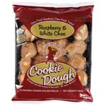Mrs Higgins Raspberry & White Choc Cookie Dough 480g
