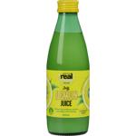 Real Foods Lemon Juice 250ml