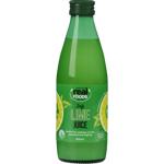 Real Foods Lime Juice 250ml